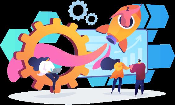 software development banner