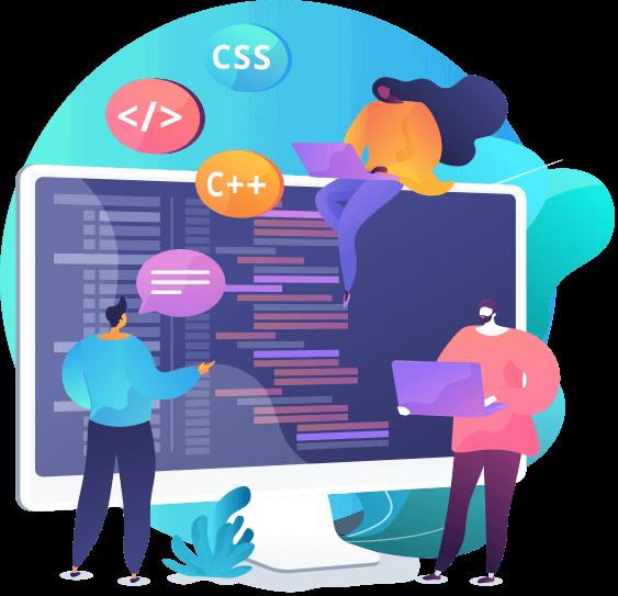 full cycle Website Development