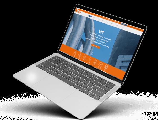 Industrial Website img1