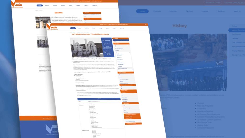 Industrial Website slider01