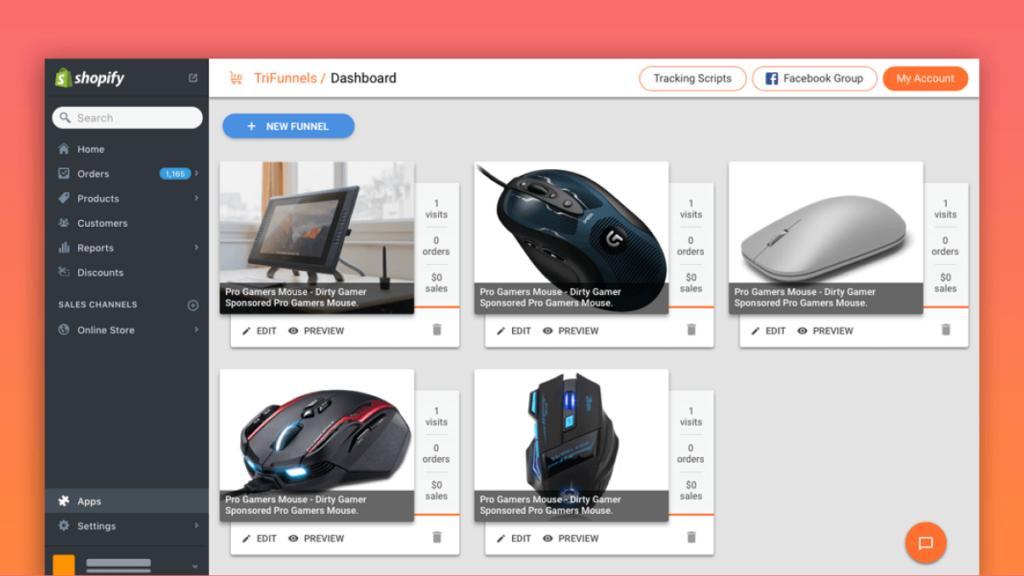 Shopify Funnel Builder slider1